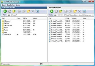 Anyplace Control - Fast and Secure File Transfer Software for PC